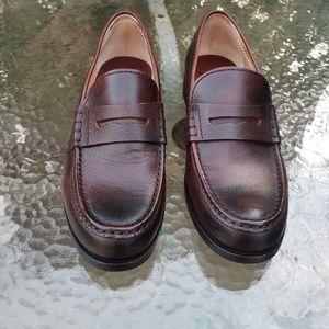 Men's Frye Greg Penny Loafersbrown  size 11.5